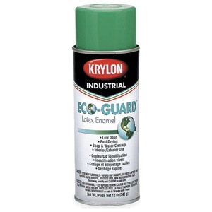 Krylon Spray Paint, OSHA Green, 12 oz.