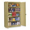 Tennsco J1878SUSD Storage Cabinet, Welded, Sand