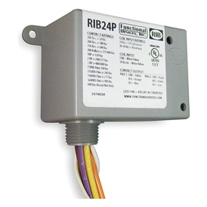 Functional Devices Inc / Rib RIB24P