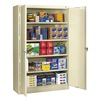 Tennsco J1878SUPY Storage Cabinet, Welded, Putty