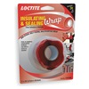 Loctite 1212164 Insulating/Sealing Wrap, 1 In x10 Ft Roll