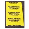 Sellstrom 68180 Biohazard Bag, Yellow, 18 In. L, PK15