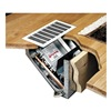 Beacon-Morris FK84 Hydronic Heater In Floor Cabinet
