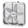Air King 9723 Portable Box Fan, 23-5/8 In. H, 24 In. L