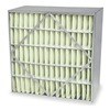 Air Handler 5W918 Rigid Cell Air Filter, 24X12X12 In., Pack of 2