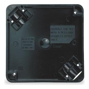 Hubbell Wiring Device-Kellems HBL4PBBK