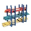 Jarke MM-AX Modular Stacking Rack, 16x12 in., 2500 lb.