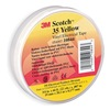 Scotch 35 3/4X66 YELOW Tape, Electrical, Yellow