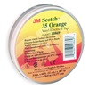 Scotch 35 3/4X66 ORNGE Tape, Electrical, Orange
