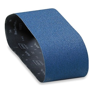 Norton Sanding Belt, 1 In Wx42 In L, ZA, 120GR at Sears.com