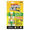 Super Glue SGG23-48 Instant Adhesive, Gel, 2g Tube, Pk 3