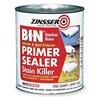 Zinsser 904 Primer/Sealer Stain Killer, White, 1 qt.