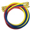 Imperial 805-MRS Charging Hose Set, 60 In, Red, Yellow, Blue