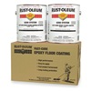 Concrete Saver 251763 Floor Coating Kit, 1 gal, Silver Gray