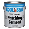 KST Coatings KST061220-16 Acrylic Patching Cement, White, 1 G
