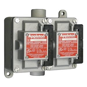 APPLETON ELECTRIC Rocker Switch, 2-Pole, 2 Gang, 20A, 1/2In, FT at Sears.com