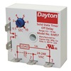 Dayton 6A857 Relay, Time Delay