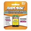 Rayovac PL1604-1 GEN Rechargeable Battery, 200mAh