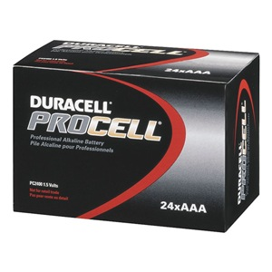 Duracell PC2400BKD