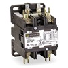 Square D 8910DPA62V09 DP Contactor, 208/240VAC, 60A, Open, 2P