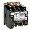 Square D 8502SFO2V02S NEMA Contactor, 120VAC, 135A, Size4, 3P, Open