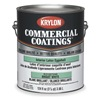 Krylon K21227249-16 VinylAcrylLatexBright Wht, Eggshell, 1gal
