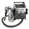 Campbell Hausfeld HV2100 HVLP Paint Sprayer, 4 Stage, 1 qt.