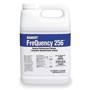 Ramsey FREQUENCY 256