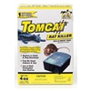 Tomcat 22880 Rat Bait Station, Disposable, 4 oz. Bait