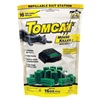 Tomcat 22786 Mouse Bait Station, Refillable, Incl 16