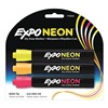 Expo 1752225 Dry Erase Marker, Bullet, 3 Colors
