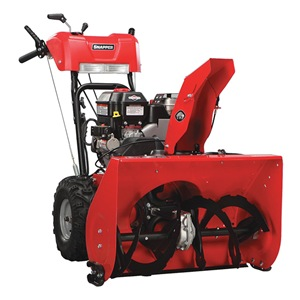 Snapper Snow Thrower, 9.0 TP, 24 In., Dual Stage at Sears.com