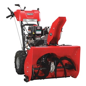 Snapper Snow Thrower, 11.5 TP, 27 In., Dual Stage at Sears.com