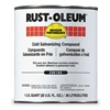 Rust-Oleum 206194T Cold Galvanizing Compound, Gray, 1 qt.
