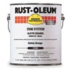 Rust-Oleum 215956 2500 Alkyd Enamel, Safety Orange, 1 gal.