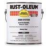 Rust-Oleum 215951 2500 Alkyd Enamel, Safety Red, 1 gal.
