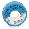 Anti-Seize 36536 Sealant Tape, Ceramic, 1/2 x 600 In