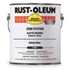 Rust-Oleum 215957 2500 Alkyd Enamel, Safety Blue, 1 gal.