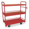 Dayton 1DE94 Stock Cart, 1200 Lb