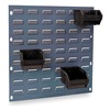 Quantum Storage Systems QLP-1819CO Panel, Louvered