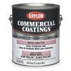 Krylon K21120260-16 VinylAcrylLatex, Antiq Wht, Flat, 1gal