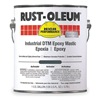 Rust-Oleum 9182402 9100 Epoxy Mastic Coating, Silver Gray, 1G