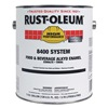 Rust-Oleum 8494402 8400 Alkyd Enamel, Dairy White, 1 gal.