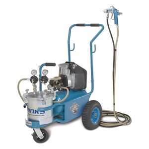 Binks HVLP Paint Sprayer, 1 Stage, 2.8 gal. at Sears.com