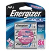 Energizer L92BP-4 Battery, Lithium, AAA, PK 4