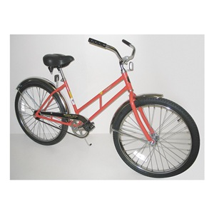 Worksman Bicycle, Ladies Style, 26 In Wheel, Orange at Sears.com