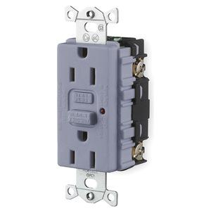 Hubbell Wiring Device-Kellems GF15GYLA