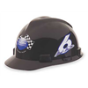 MSA 10020850 Nascar Hard Hat, Racing Team