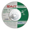 United Abrasives-Sait 20097 Depressed Center Whl, T27, 9x1/4x5/8-11, SC