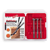 Milwaukee 49-22-8001 Wood Boringset, 3 PC